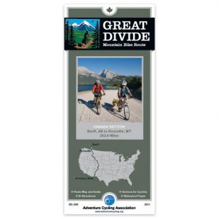 Great Divide Mountain Bike Route - Canada Section