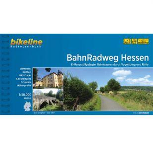 Bahnradweg Hessen Bikeline Fietsgids