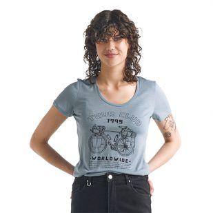 Icebreaker Women Tech Lite Shirt Tour Club