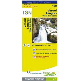 IGN 130 Vesoul/Langres
