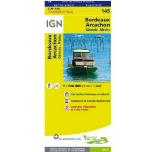 IGN 145 Bordeaux/Arcachon