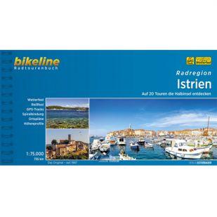 Radregion Istrien Bikeline Fietsgids