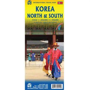 Itm Korea Noord & Zuid
