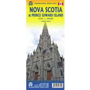 Itm Canada - Nova Scotia & Prince Edward Island