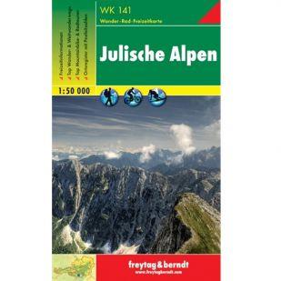 F&B Julische Alpen 1:50.000 !