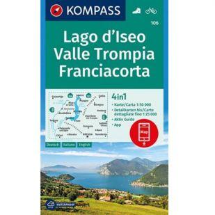 KP106 Lago D´Iseo - Franciacorta