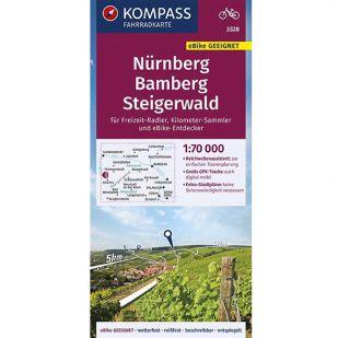 KP3328 Nurnberg - Bamberg - Steigerwald