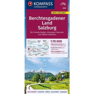 KP3336 Berchtesgadener Land - Salzburg