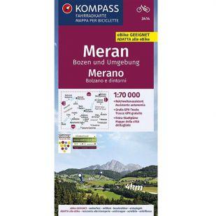 KP3414 Meran - Bozen und Umgebung