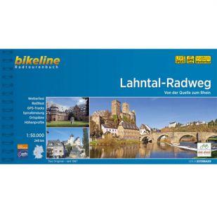 Lahntal Radweg Bikeline Fietsgids