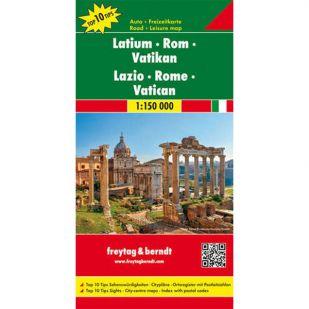 F&B Lazio/ Rome/ Vaticaan  (AK0626)