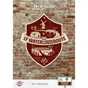 Cycle guide LF Waterlinieroute (2021)