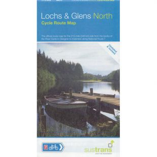 Sustrans Cycle Route: Lochs and Glens North