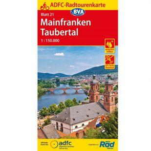 ADFC 21 Mainfranken/Taubertal