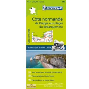 Michelin 117 Normandie