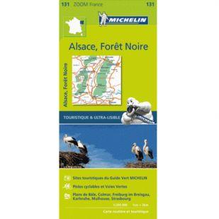 Michelin 131 Foret Noire Alsace