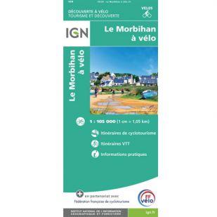 La Morbihan a Velo (IGN)