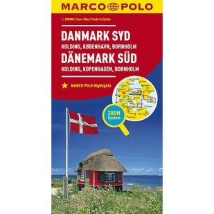MP Denemarken Zuid 2 - Kolding, Kopenhagen, Bornholm