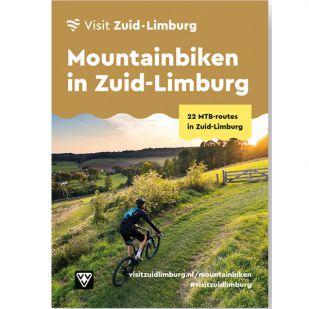 VVV Zuid-Limburg Mountainbikeroutekaart