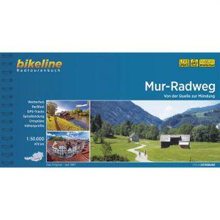 Mur Radweg Bikeline Fietsgids