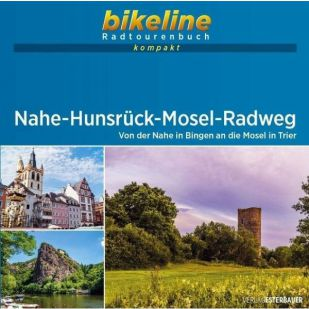 Nahe-Hunsrück-Mosel-Radweg Kompakt Fietsgids