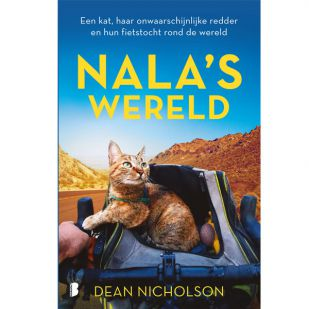 Nala's Wereld - Een kat, haar onwaarschijnlijke redder en hun fietstocht rond de wereld