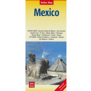 Nelles Mexico - Guatemala, Belize en El Salvador
