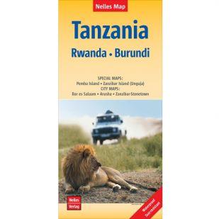 Nelles Tanzania, Rwanda & Burundi