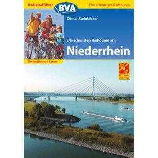 Niederrhein, Die Schonsten Radtouren