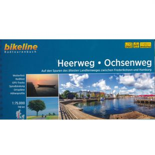 Heerweg Ochsenweg Bikeline Fietsgids
