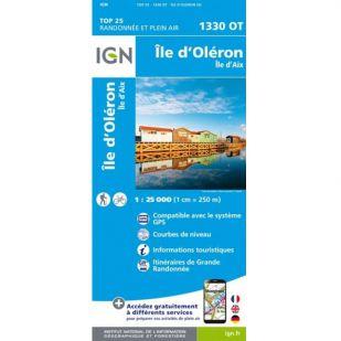 IGN Ile D'oléron