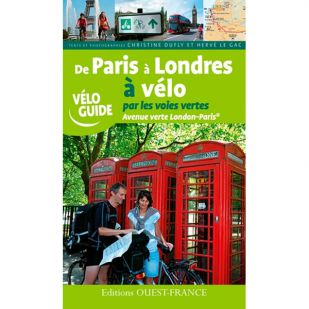De Paris a Londres a Velo (Ouest-France)