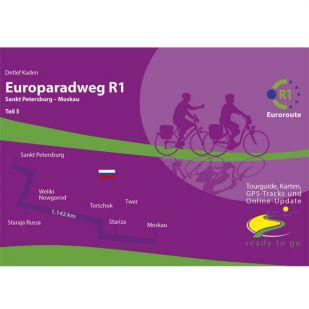 Europa Radweg R1 Sint Petersburg - Moskou