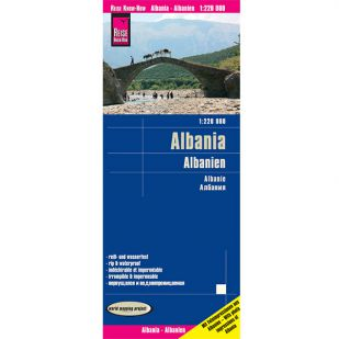 Reise-Know-How Albanië