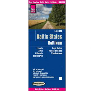 Reise-Know-How Baltische Staten