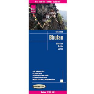 Reise-Know-How Bhutan