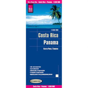 Reise-Know-How Costa Rica en Panama