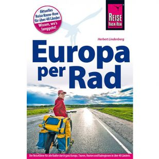Europa per Rad - Reise-Know-How