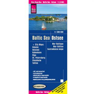 Reise-Know-How Baltic Sea/Ostsee