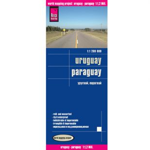 Reise-Know-How Uruguay Paraguay