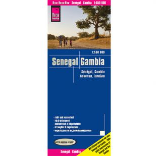 Reise-Know-How Senegal/Gambia
