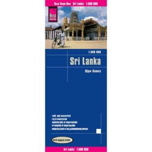 Reise-Know-How Sri Lanka
