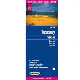 Reise-Know-How Toscane