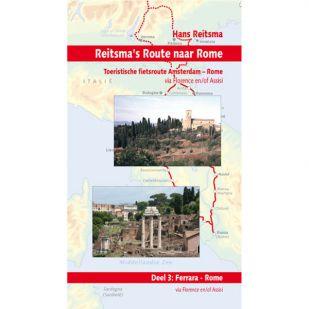 Reitsma's Route naar Rome deel 3 Ferrara-Rome