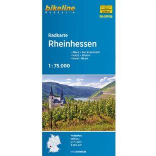 Radkarte Rheinhessen RK-RPF06
