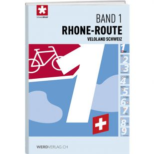 Veloland Schweiz 1. Rhone route