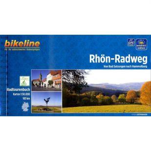 Rhon Radweg Bikeline Fietsgids