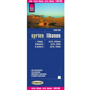 Reise-Know-How Syrië, Libanon