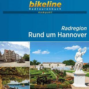 Rund um Hannover Bikeline Kompakt Fietsgids