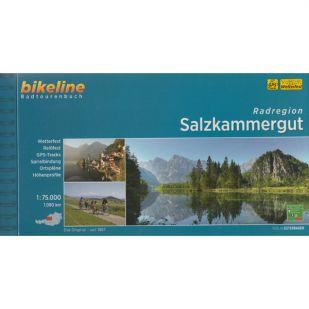 Salzkammergut Radregion Bikeline Fietsgids